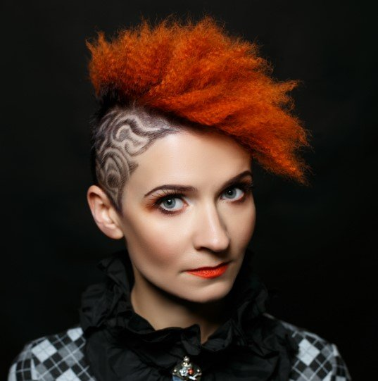 Выстригание Hair Tattoo